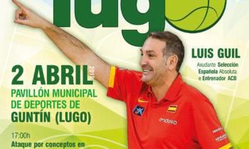 El GDR-4 organiza el I Clinic de baloncesto Comarca de Lugo