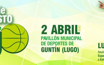 Nota de prensa I Clinic Baloncesto Comarca de Lugo