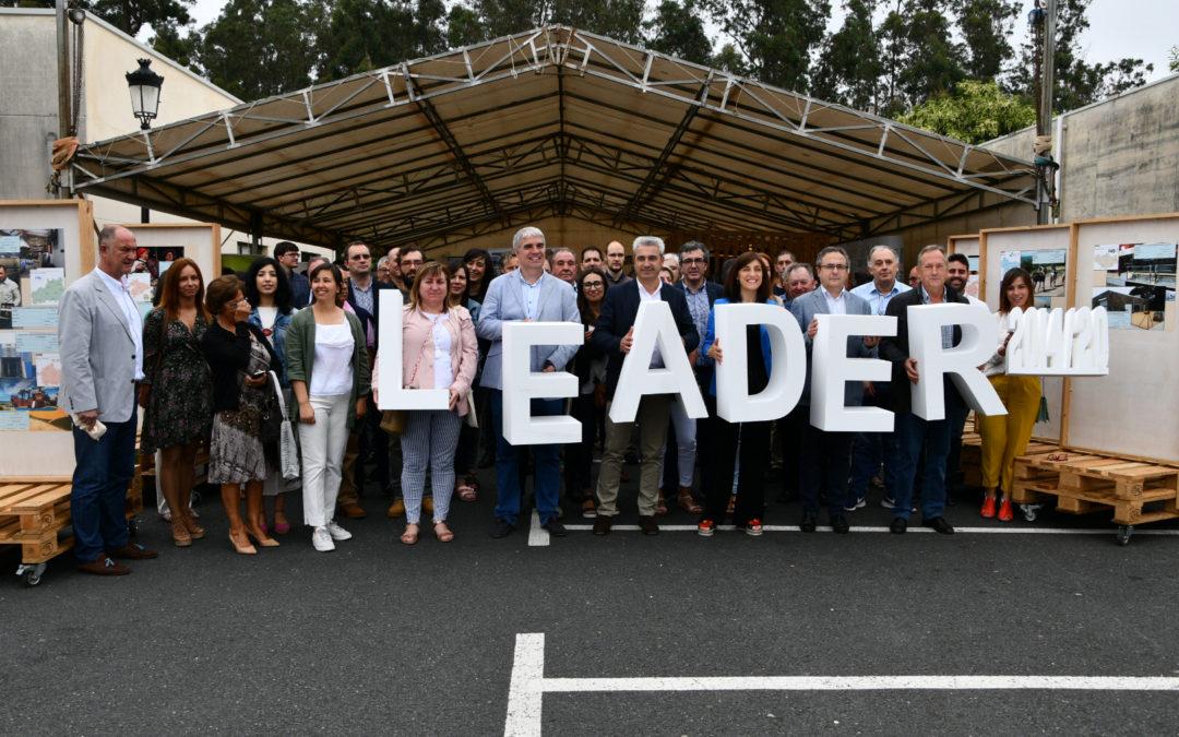 O Plan Leader foi pioneiro en apoiar o emprendemento dos axentes particulares no mundo rural