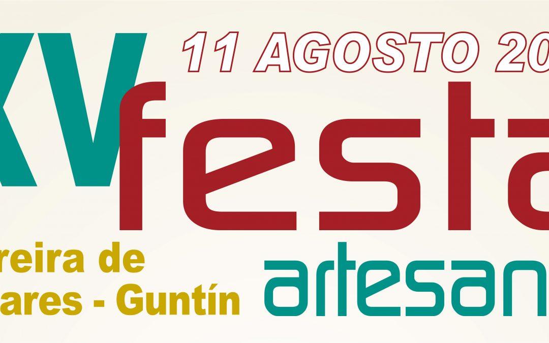 XV Festa Artesanal Ferreira de Pallares