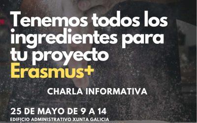 Tenemos todos los ingredientes para tu proyecto Erasmus +