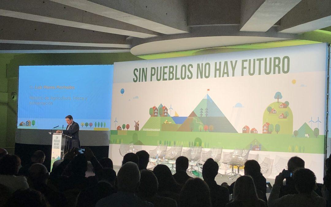 """XORNADA: """"SIN PUEBLOS NO HAY FUTURO"""""""