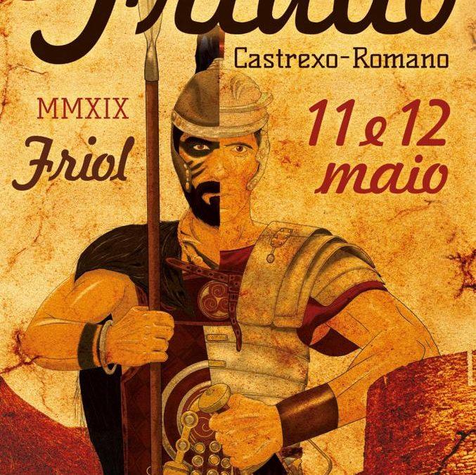 O GDR4 colabora co 3ª Friulio Castrexo Romano de Friol