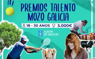 PREMIOS TALENTO MOZO GALICIA