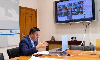 A Xunta reforza a implicación dos GDR na reactivación económica e social do rural galego para superar as dificultades provocadas pola emerxencia sanitaria